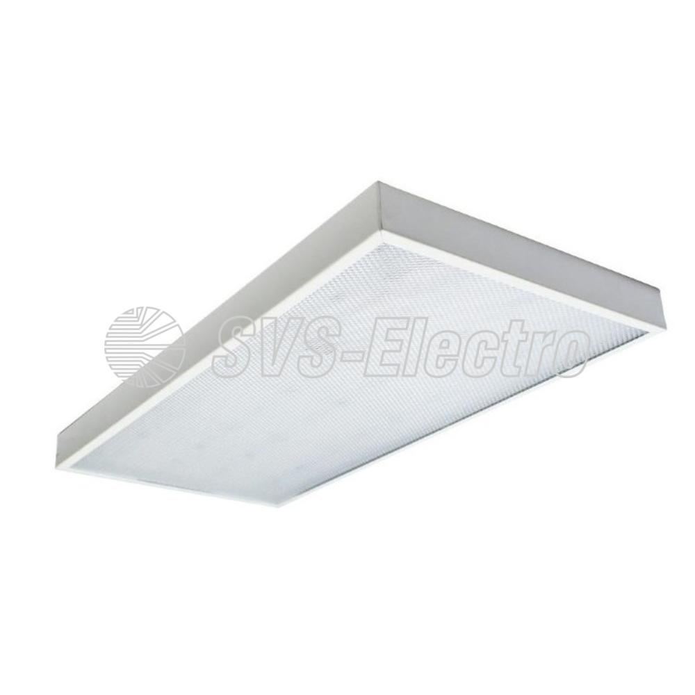 Светодиодный светильник Офис 13 595х180 IP54