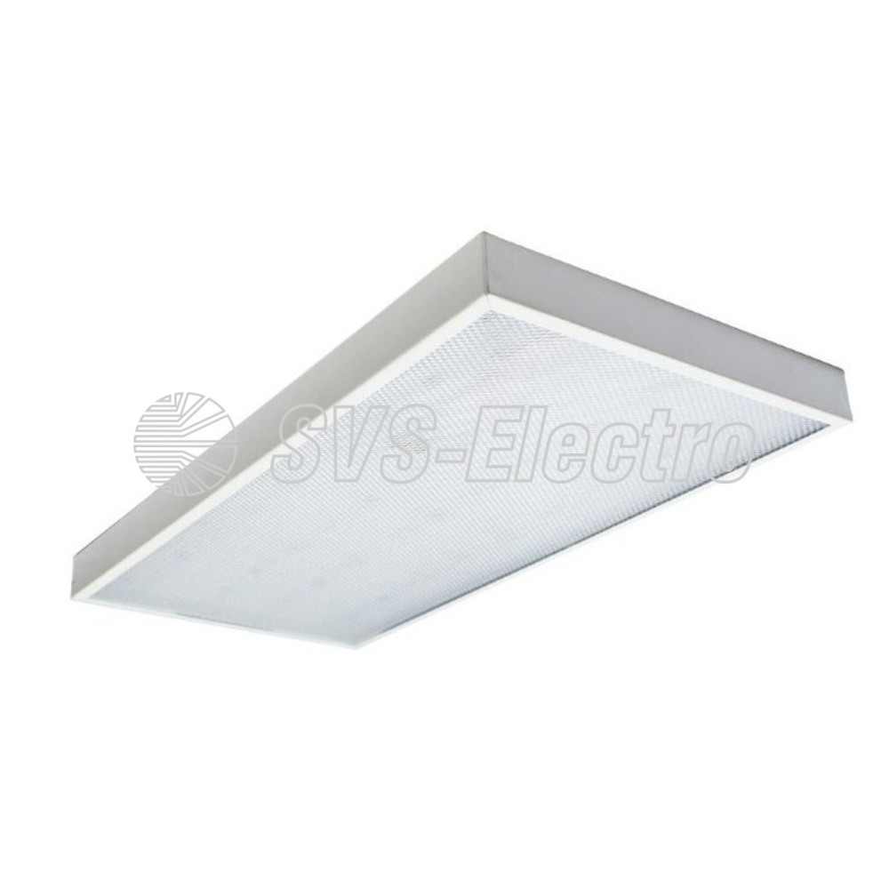 Светодиодный светильник Офис 13 Опал 595х180 IP54