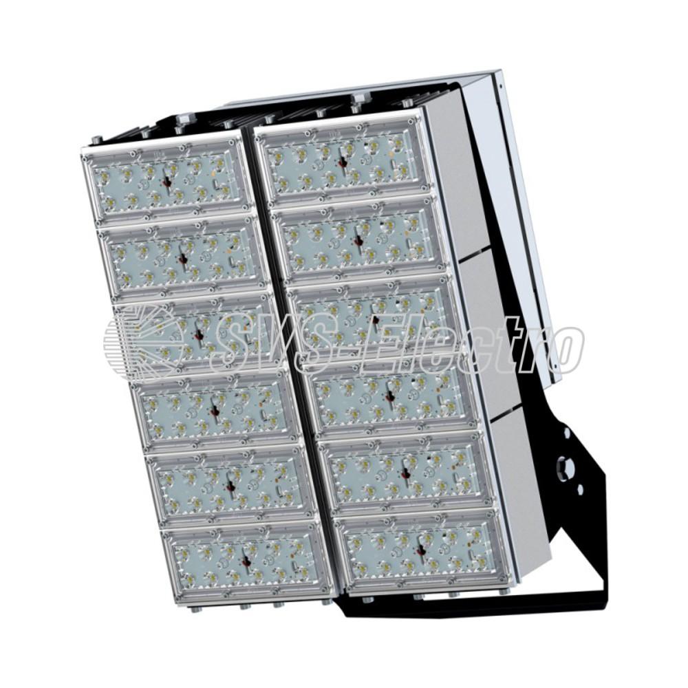 Светодиодный прожектор SVS Prom Plazma-3 multilinza 400