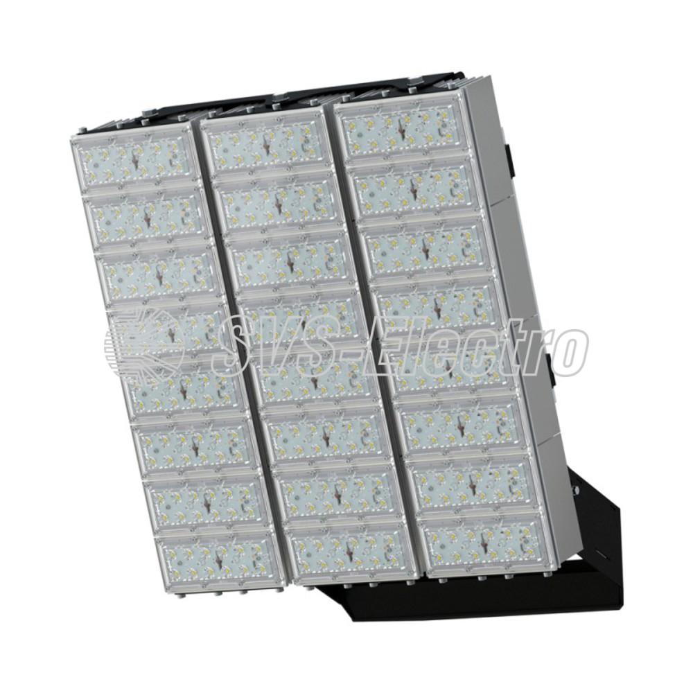 Светодиодный прожектор SVS Prom Plazma-3 multilinza 800