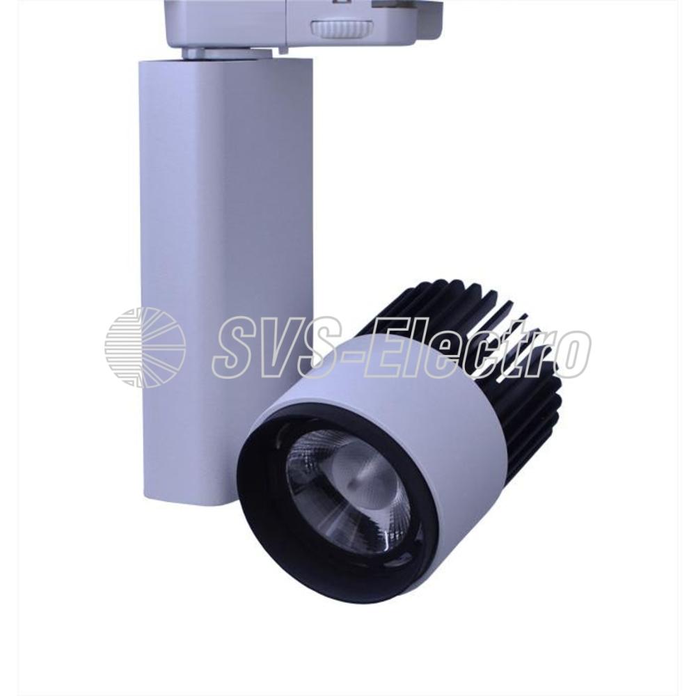 Трекерный светильник на светодиодах TOP LED Lens 13