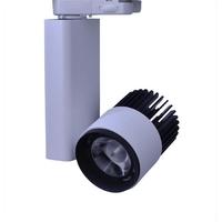 Трековый светильник на светодиодах TOP LED Lens 13