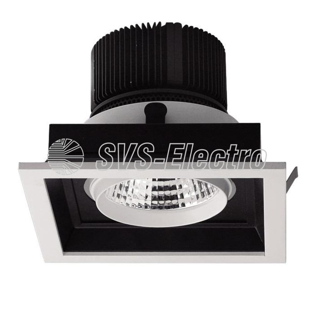 Светодиодный карданный светильник 15