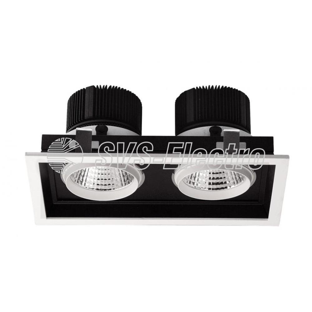 Светодиодный карданный светильник 30