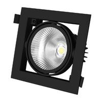 Светодиодный карданный светильник SVS СUBE 24