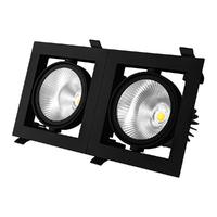 Светодиодный карданный светильник SVS СUBE 237