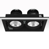 Светодиодный карданный светильник SVS PIXEL 235