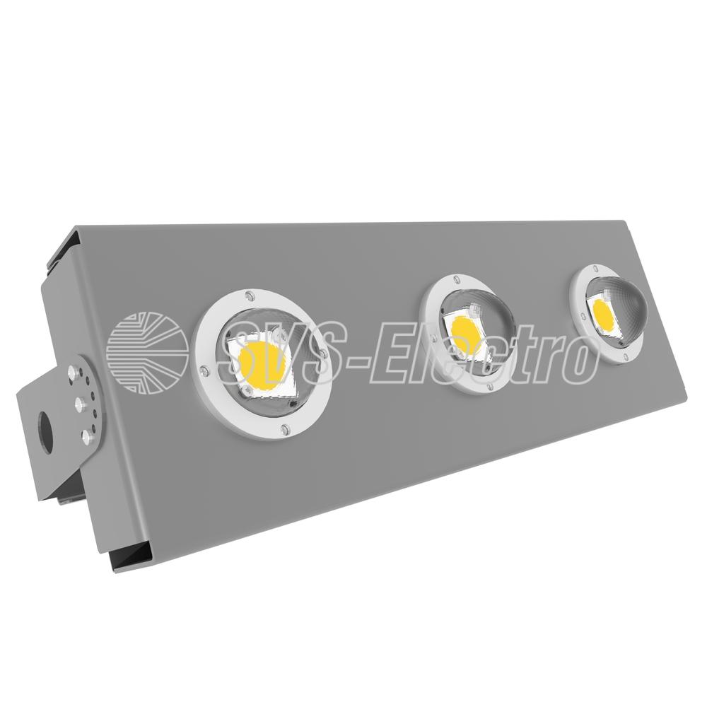 Светодиодный промышленный светильник SVT-STR-COB-180W