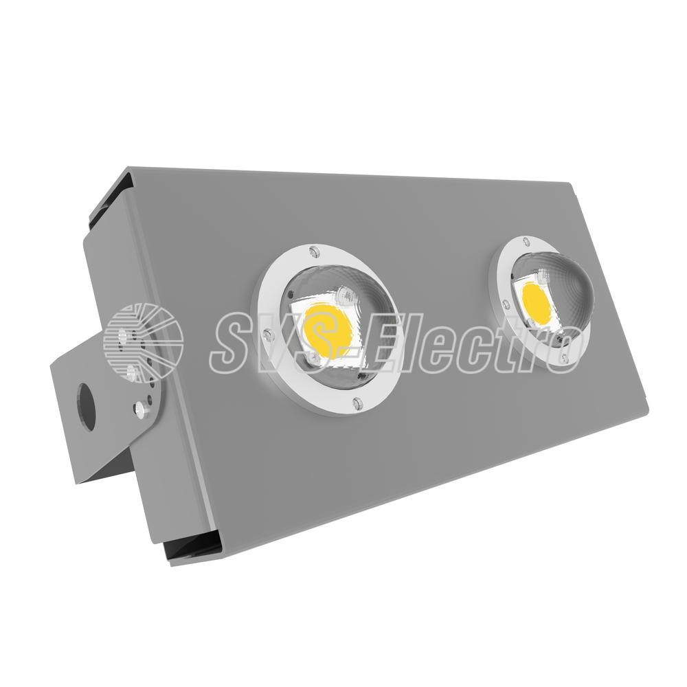 Светодиодный промышленный светильник SVT-STR-COB-120W