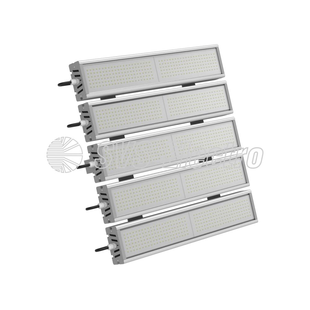 Светодиодный промышленный светильник SVT-STR-M-96W-PENTA