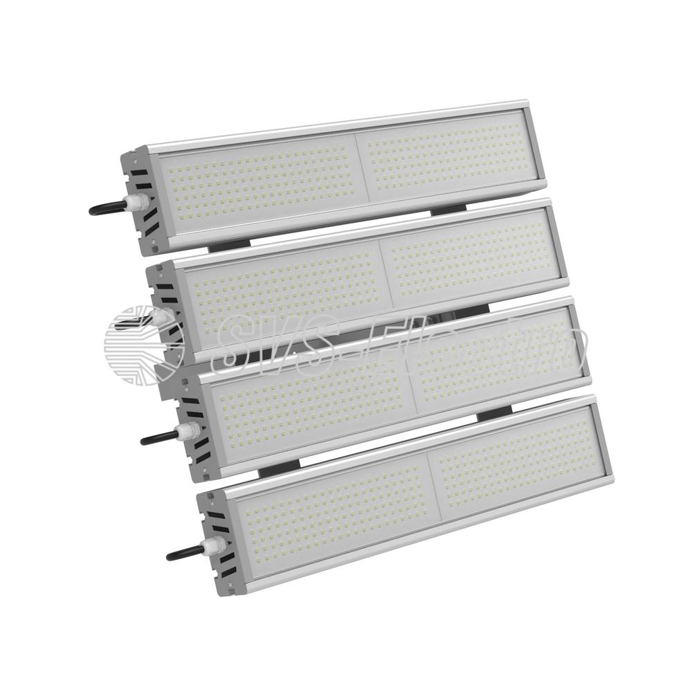 Светодиодный промышленный светильник SVT-STR-M-96W-QUATTRO