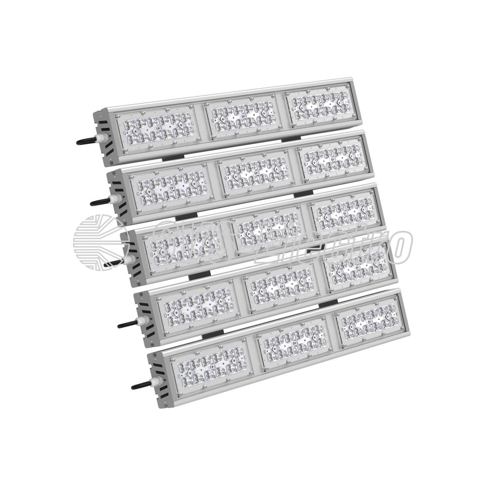 Светодиодный промышленный светильник SVT-STR-M-79W-PENTA