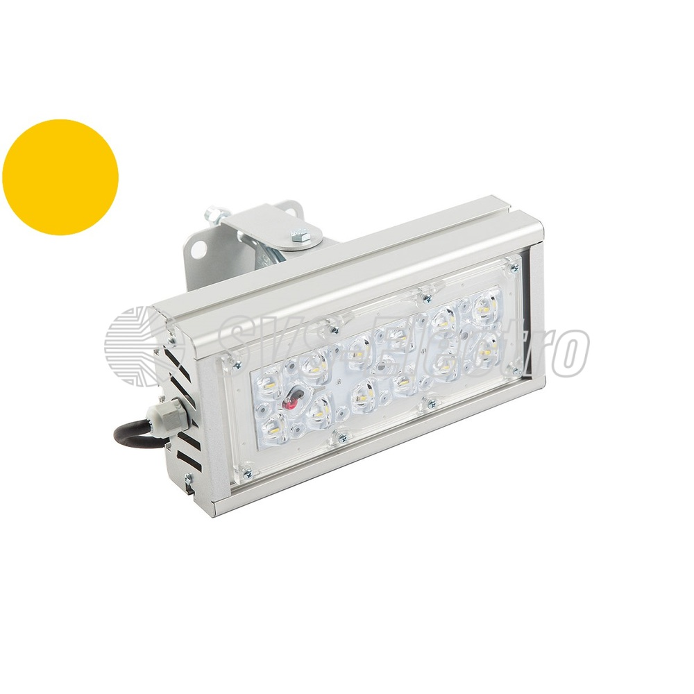 Архитектурный светильник SVT-STR-M-30W-AMBER