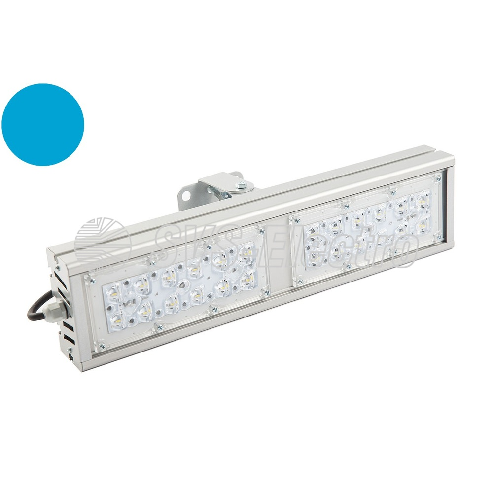 Архитектурный светильник SVT-STR-M-60W-BLUE