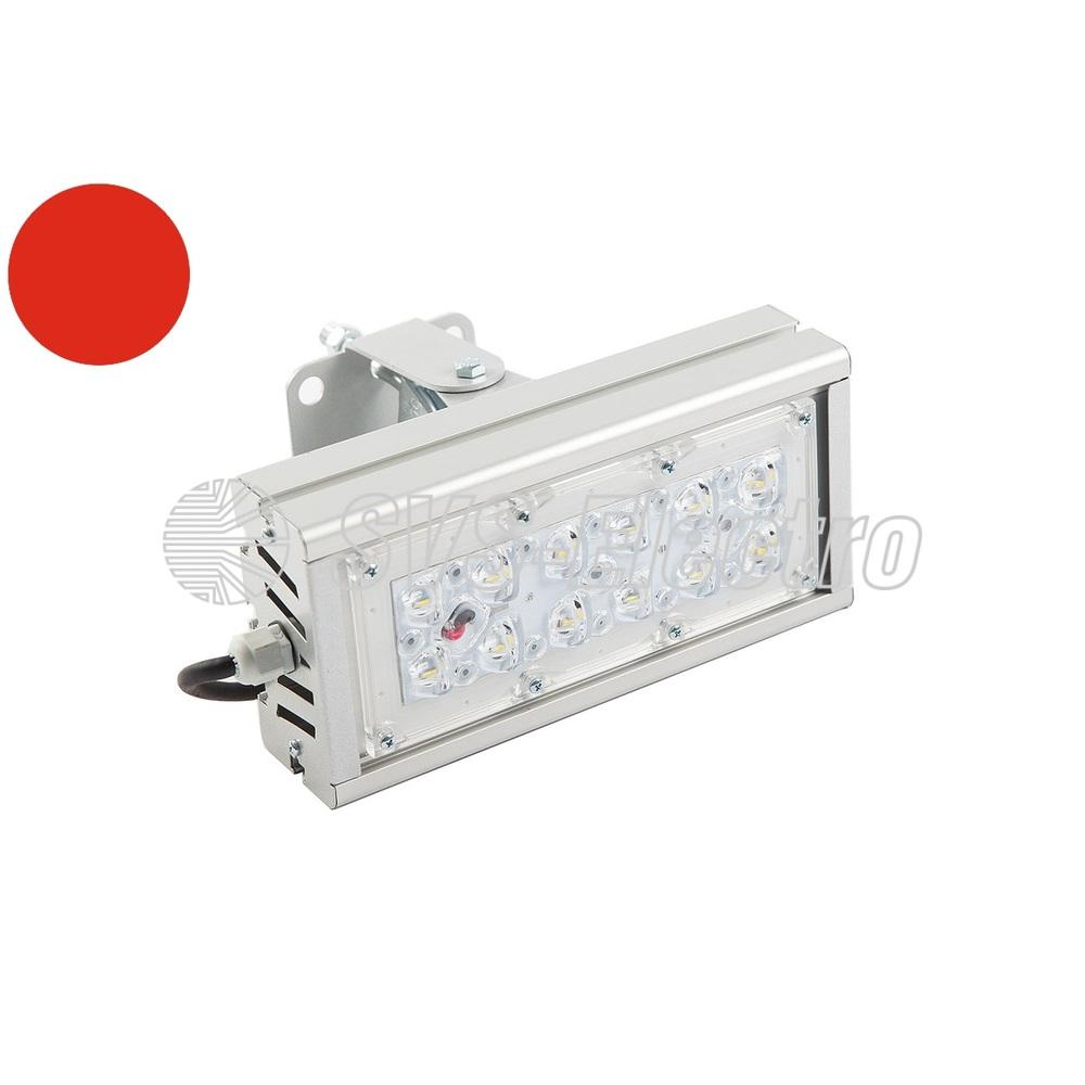 Архитектурный светильник SVT-STR-M-24W-RED