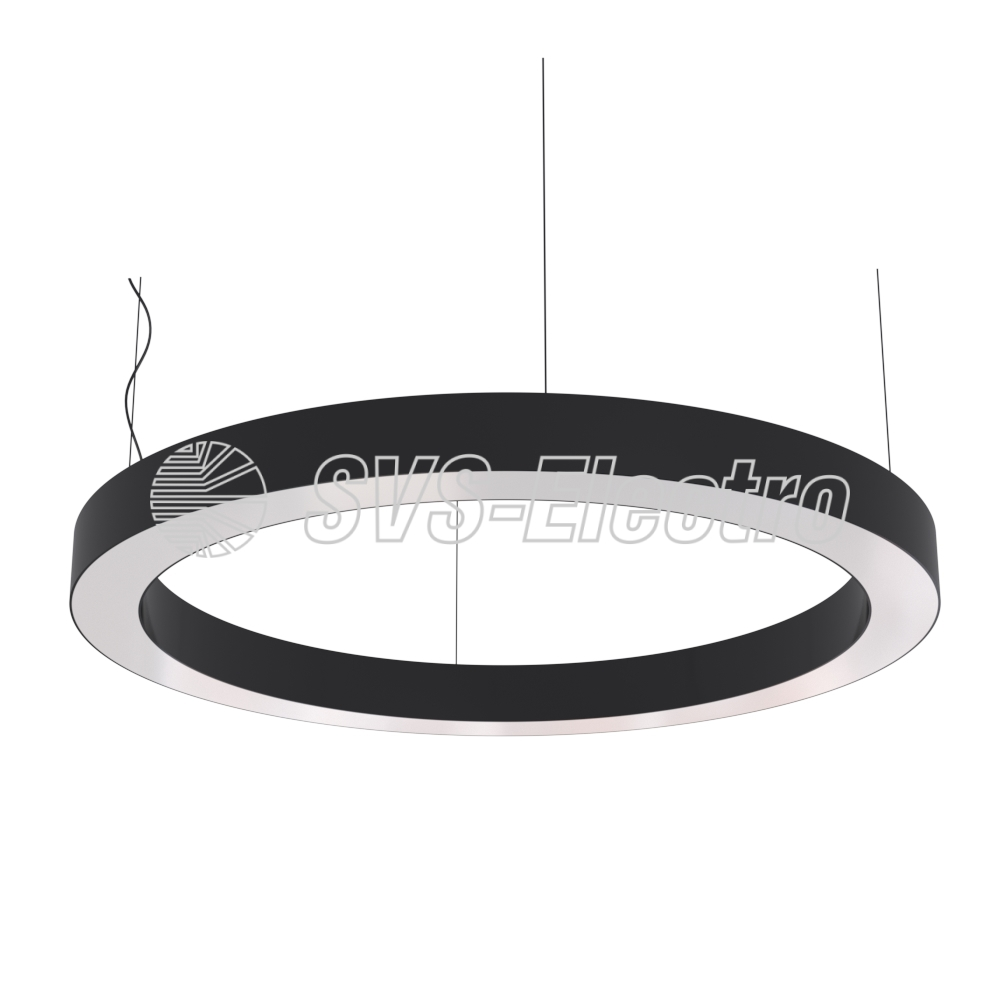 Cветодиодный дизайнерский светильник SVS H-Ring 90