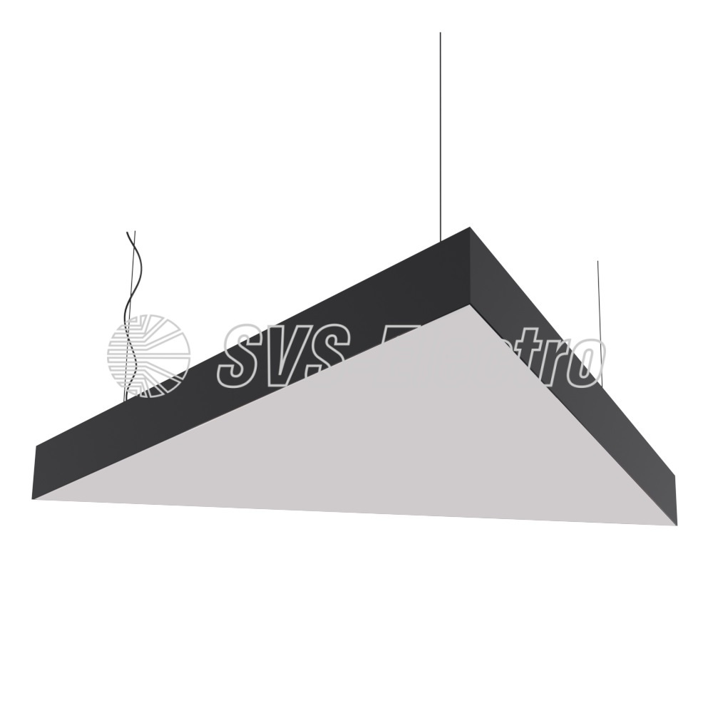 Cветодиодный дизайнерский светильник SVS Triangle 130