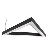 Cветодиодный дизайнерский светильник SVS H-Triangle 45