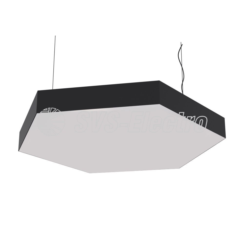 Cветодиодный дизайнерский светильник SVS Hexagon 100