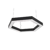 Cветодиодный дизайнерский светильник SVS H-Hexagon 25