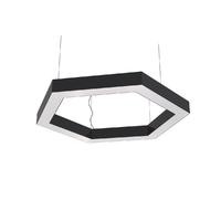 Cветодиодный дизайнерский светильник SVS H-Hexagon 120