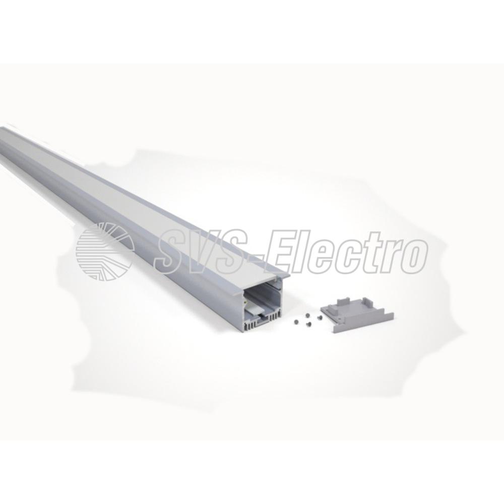 Светодиодный линейный встраиваемый светильник LINE 3250-15