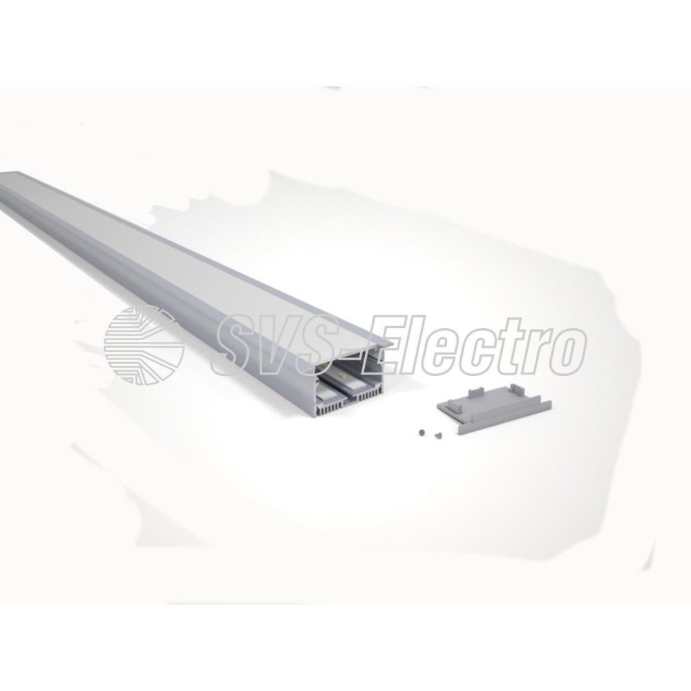 Светодиодный линейный встраиваемый светильник LINE 3263-15