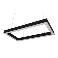 Cветодиодный дизайнерский светильник SVS Square 5070-135