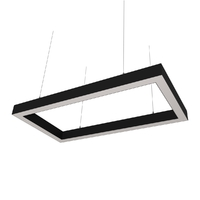 Cветодиодный дизайнерский светильник SVS Square 5070-180