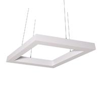 Cветодиодный дизайнерский светильник SVS Rhomb 5070 (белый)