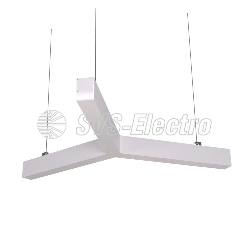 Cветодиодный дизайнерский светильник SVS Y-Type (белый)