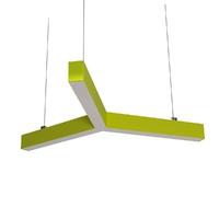 Cветодиодный дизайнерский светильник SVS Y-Type (желтый)