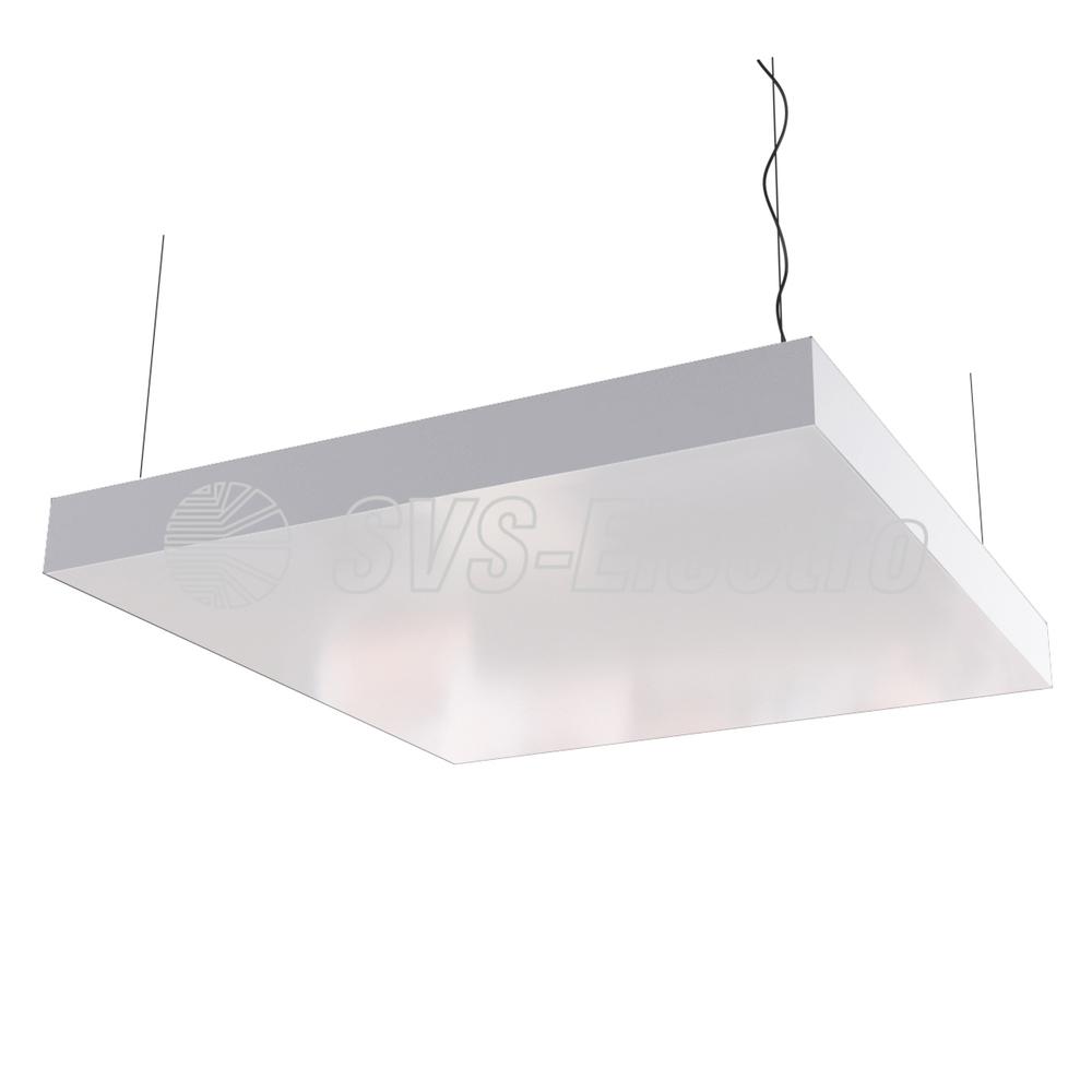 Cветодиодный дизайнерский светильник SVS Box (белый)