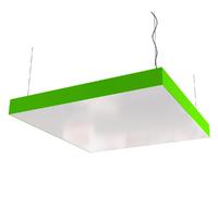 Cветодиодный дизайнерский светильник SVS Box (зеленый)