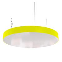 Cветодиодный дизайнерский светильник SVS Ring (желтый)