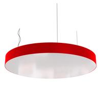 Cветодиодный дизайнерский светильник SVS Ring (красный)
