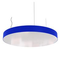 Cветодиодный дизайнерский светильник SVS Ring (синий)