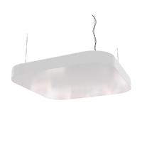 Cветодиодный дизайнерский светильник SVS Superellipse (белый)