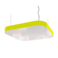 Cветодиодный дизайнерский светильник SVS Superellipse (желтый)