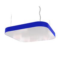 Cветодиодный дизайнерский светильник SVS Superellipse (синий)