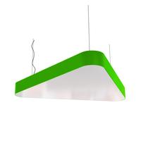 Cветодиодный дизайнерский светильник SVS Relo (зеленый)