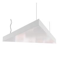Cветодиодный дизайнерский светильник SVS Triangle (белый)