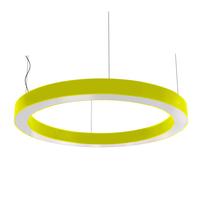 Cветодиодный дизайнерский светильник SVS H-Ring (желтый)