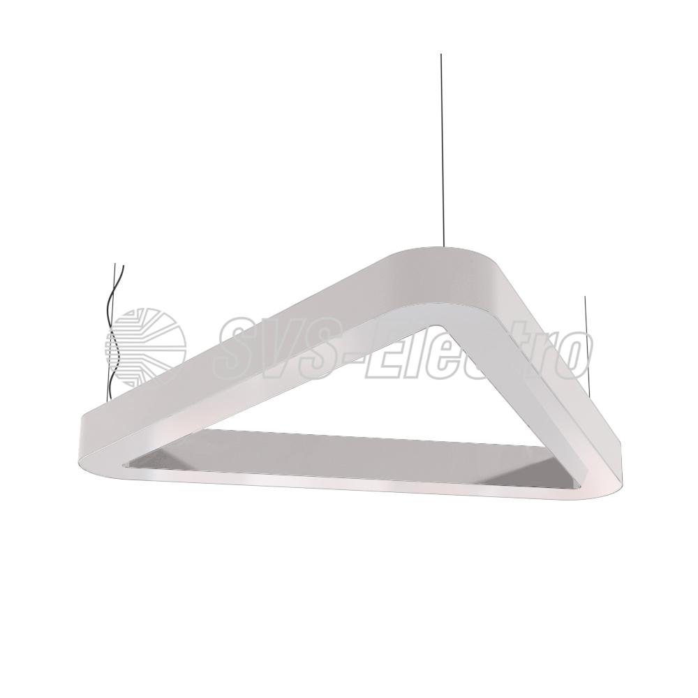 Cветодиодный дизайнерский светильник SVS H-Relo (белый)
