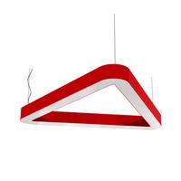 Cветодиодный дизайнерский светильник SVS H-Relo (красный)