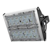 Светодиодный светильник SVS Прожектор v2.0-50 Мультилинза