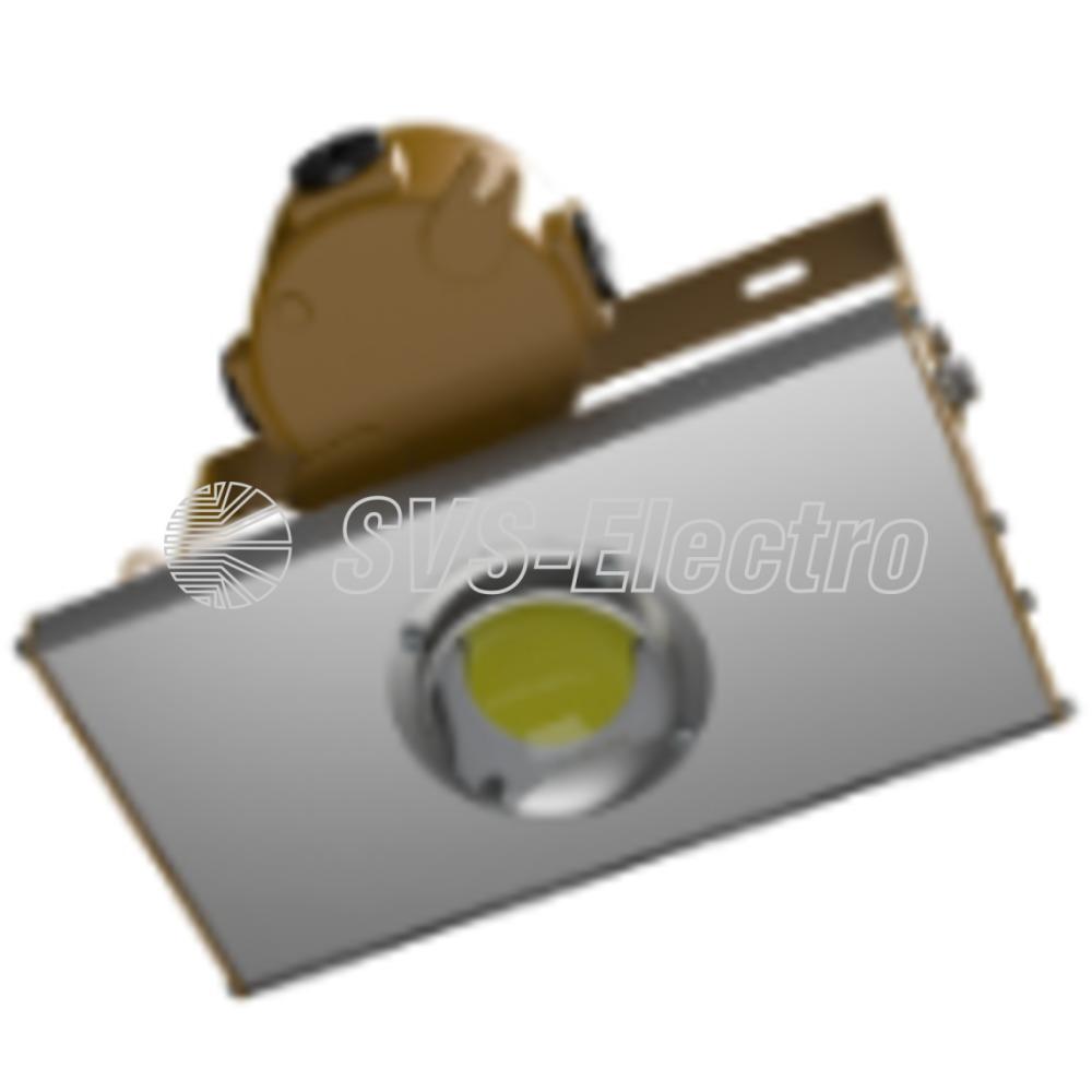 Светодиодный светильник взрывозащищенный Прожектор V2.0-50 Ex