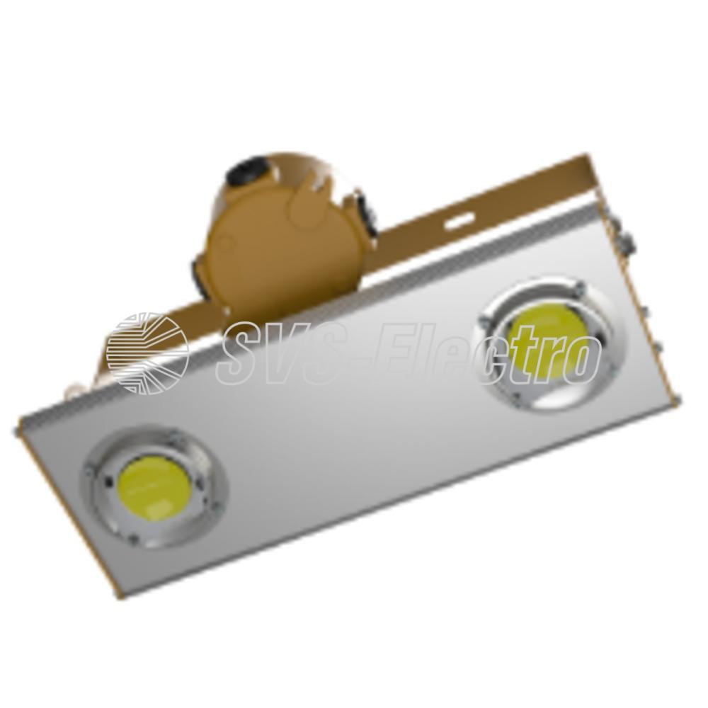 Светодиодный светильник взрывозащищенный Прожектор V2.0-80 Ex