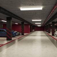 Светильники для парковок и паркингов